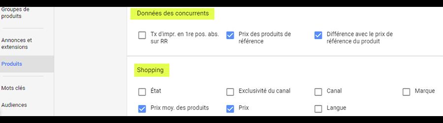 Veille tarifaire sur Google Shopping - ORIXA MEDIA
