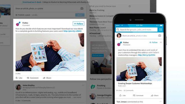 LinkedIn Ads lance la publicité basée sur les objectifs