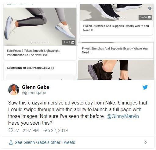 Annonces de recherche d'images géantes Google - ORIXA MEDIA