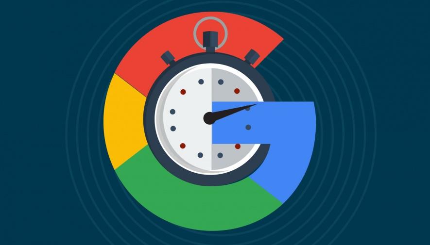Score de vitesse Google