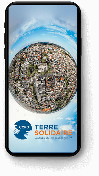 Case study CCFD Terre Solidaire