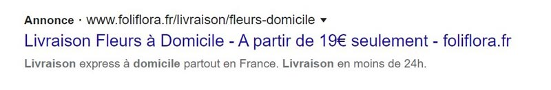 Exemple extension accroche