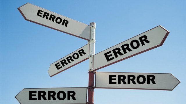 10 erreurs à ne pas commettre sur WordPress