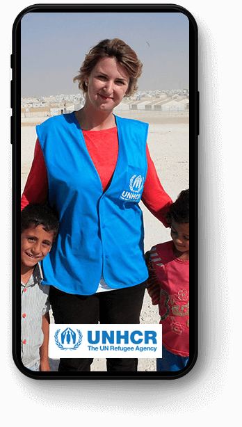 Case study UNHCR France