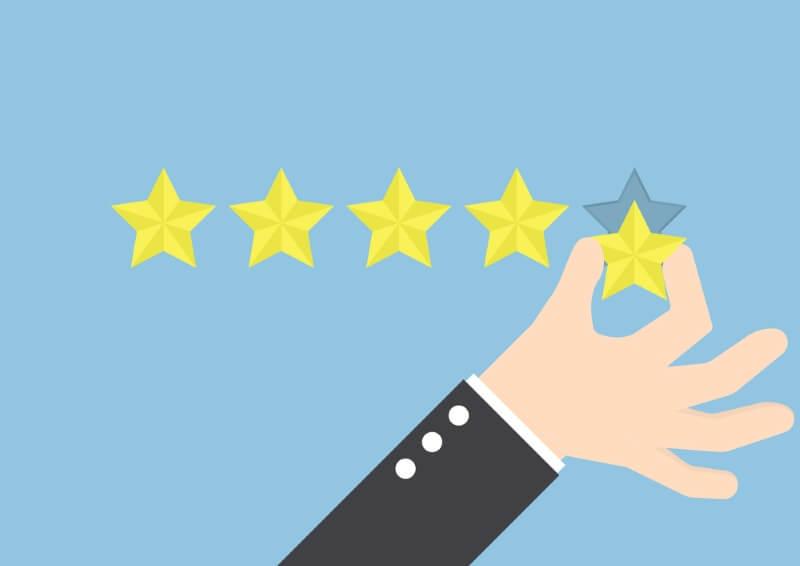 étoiles avis clients certifié
