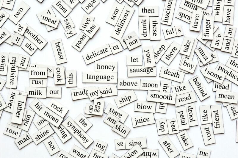 magnets mots lexique