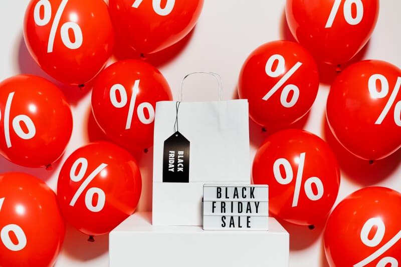 promotion réduction black friday