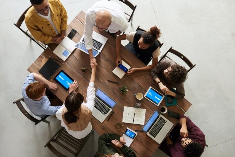réunion de planning stratégique2021