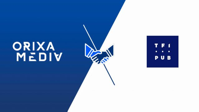 Trade Event ORIXA MEDIA x TF1 PUB