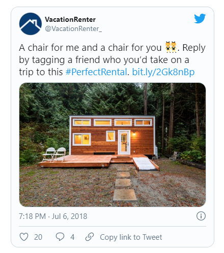 twitter ads : campagne d'engagement