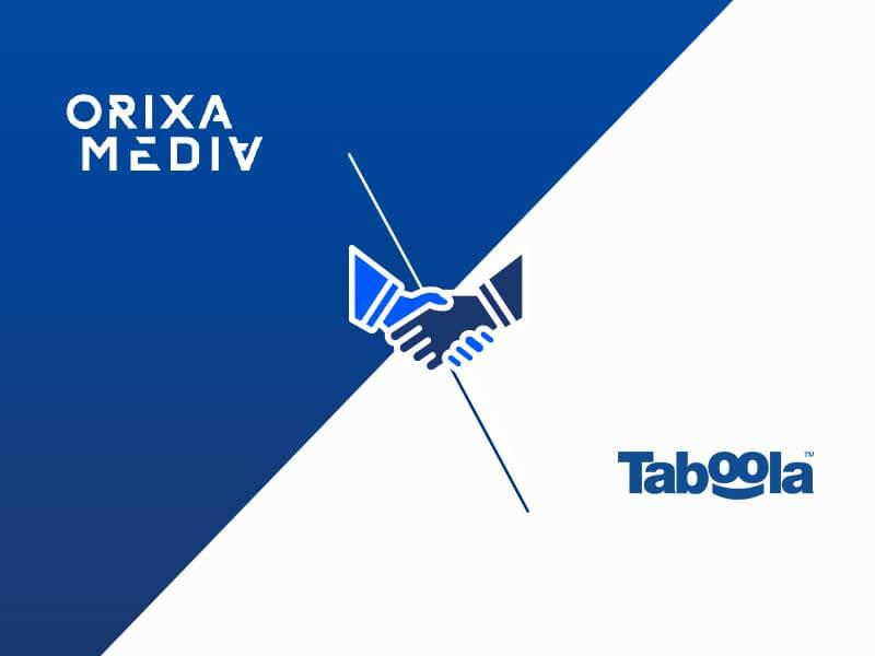 Trade Event Taboola