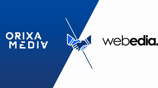 Trade Event ORIXA MEDIA x WEBEDIA