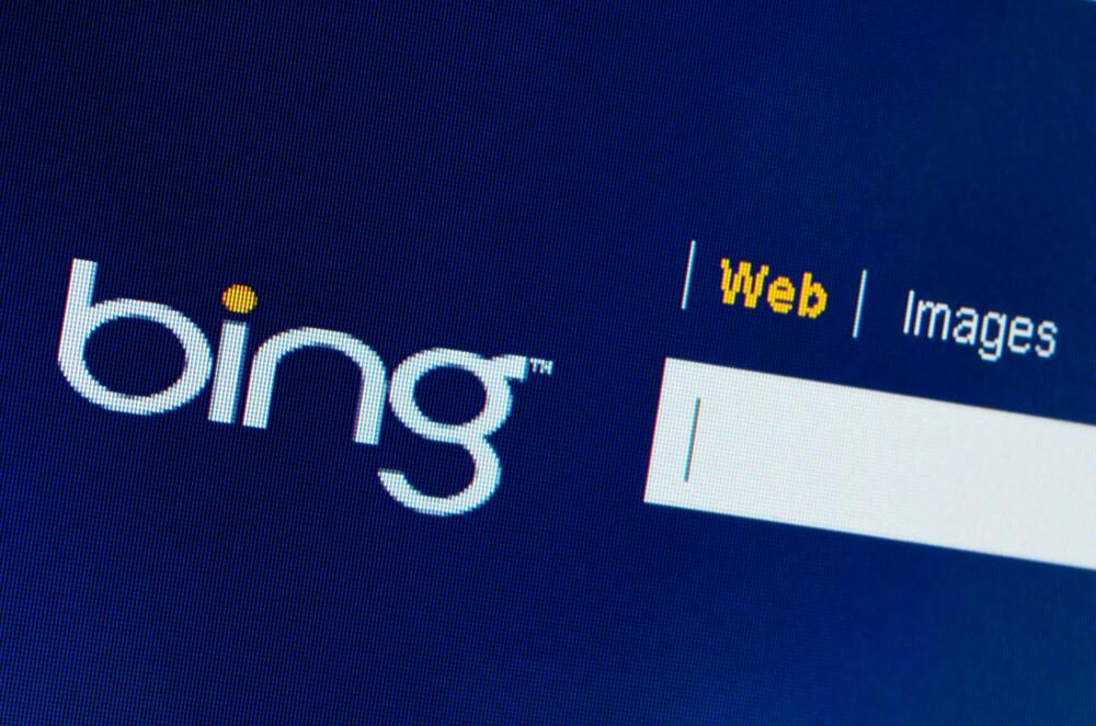 moteur de recherche bing