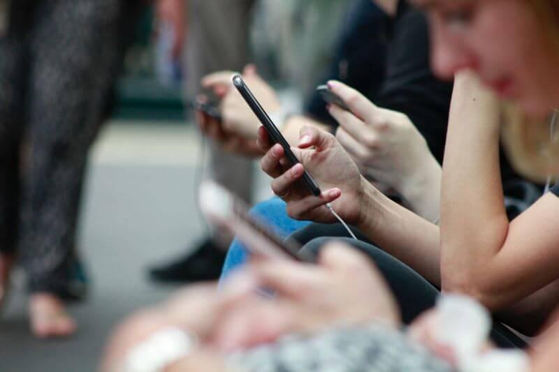 usage mobile 2021