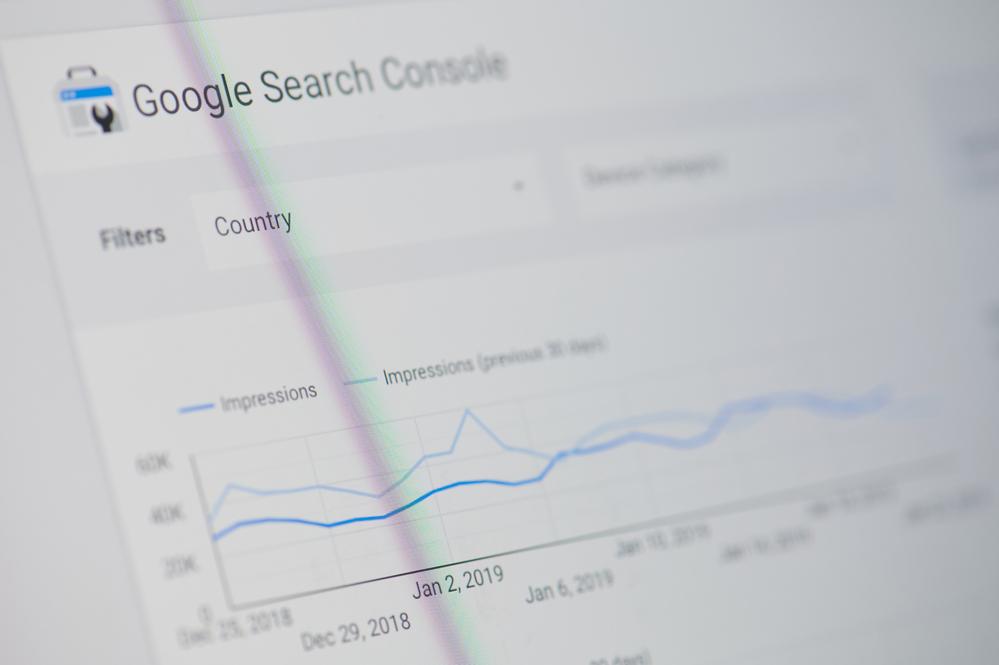 Les Avantages Google search console